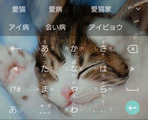 Google日本語入力 変換