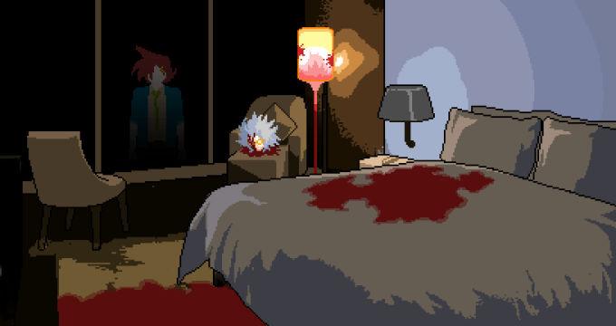 血に染まる部屋2