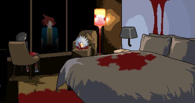 血に染まる部屋3